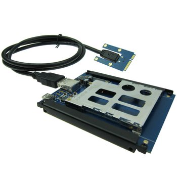Адаптер Карт Mini PCI express для ExpressCard 34/54 suppoted ADP09935